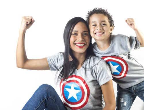 5 Ways to Break Out of the Mom Slump and Express Your Awesome